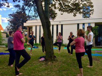Yoga - Hatha Mudra LSF
