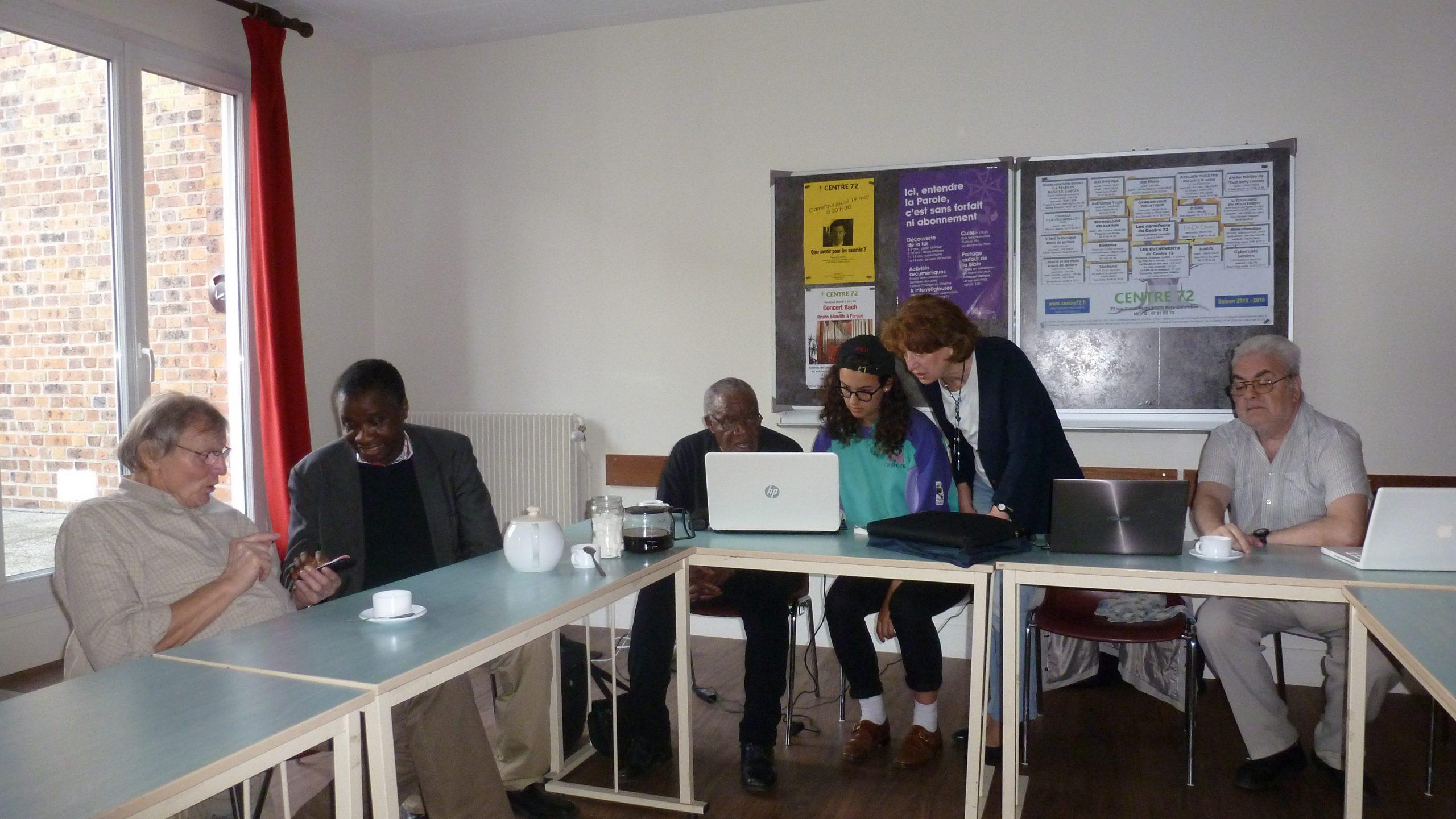 cybercafé séniors