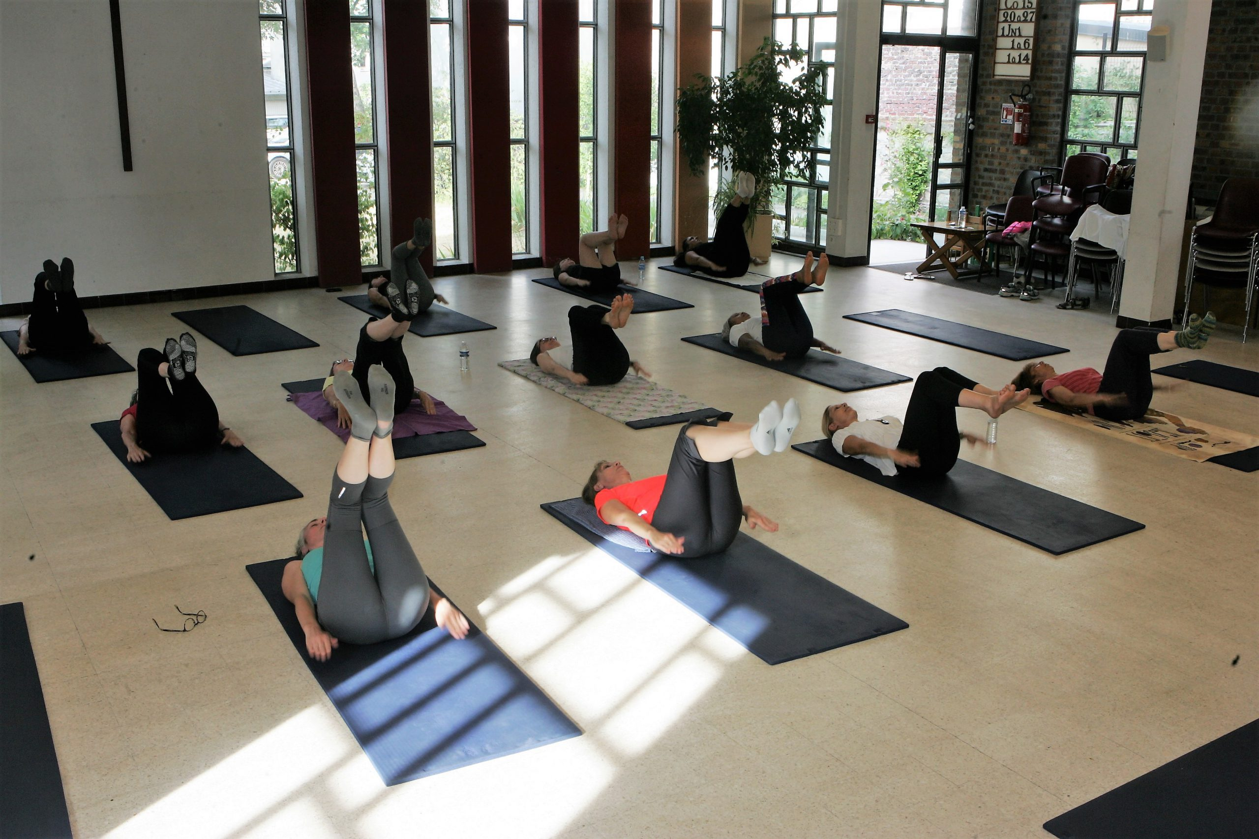 pilates - Centre 72