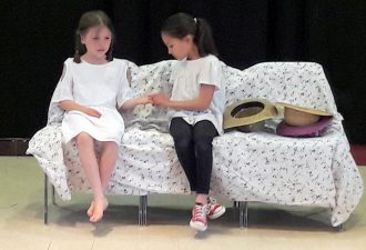 théâtre enfants - Centre 72 - Bois colombes